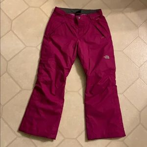 North Face Snow Pants